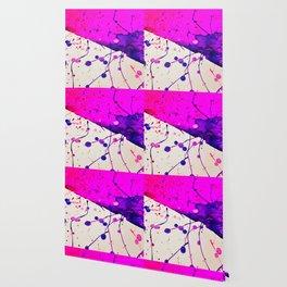 Vibrant Purple Watercolor (Color) Wallpaper