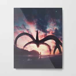 The lost child Metal Print