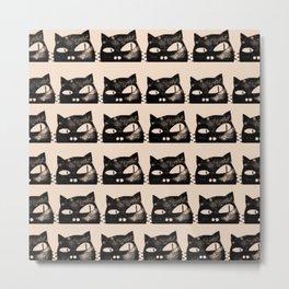cats-356 Metal Print