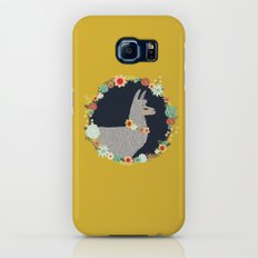lovely llama Slim Case Galaxy S7