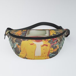 She Came from the Wilderness Fanny Pack