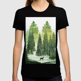 Green Forest T-shirt