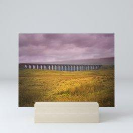 Ribblehead Viaduct Mini Art Print