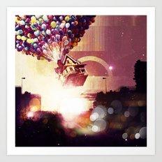 |UP| Art Print