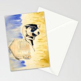 Princess II - Pitbull Stationery Cards