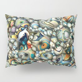 Colorful 3D Abstract Pillow Sham