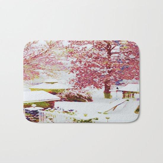 SNOW DAY - 015 Bath Mat