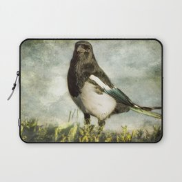 Message from the Magpie Laptop Sleeve