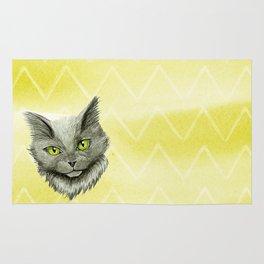 Furry Feline Rug