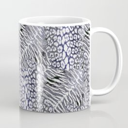 Leopard, tiger print.2 Coffee Mug