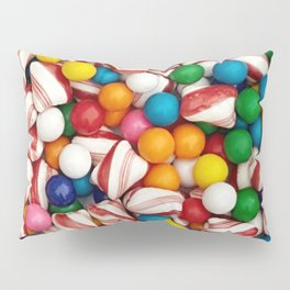 Peppermints and Gumballs Pillow Sham