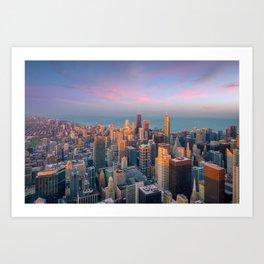 Chicago 03 - USA Art Print
