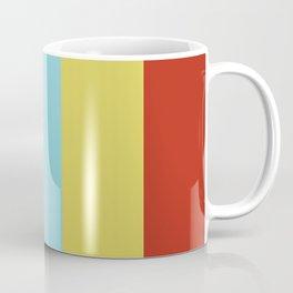 Classic Stripes Retro Style Coffee Mug