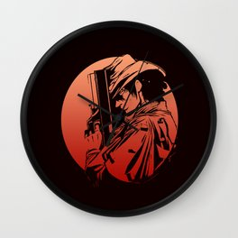 The Dark Ultimate Wall Clock