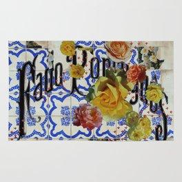 Fado Portuguese Rug