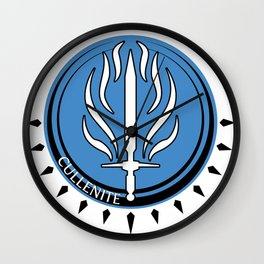 Proud to be a Cullenite Wall Clock