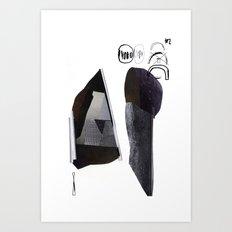 Yoko/John Art Print
