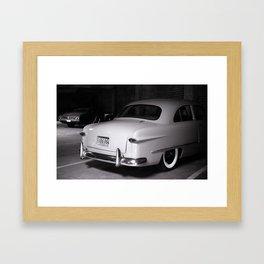 Portland Confidential Framed Art Print