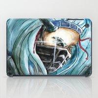 warrior iPad Cases featuring Warrior by Anna Pietrawska