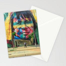 AMAZONIA PORTRAIT Stationery Cards