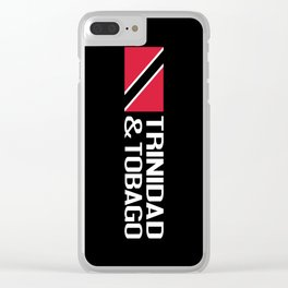 Trinidad & Tobago Clear iPhone Case