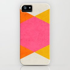 summer triangles iPhone (5, 5s) Slim Case
