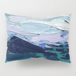 Blue Ridge Peak Pillow Sham
