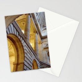 Grand théâtre de Bordeaux 2- inside the opera house Stationery Cards