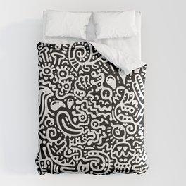 Detached Retina Comforters