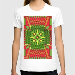 Poinsettia Flower T-shirt