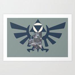 WereLink  Art Print