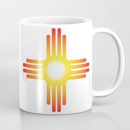 Sunset Zia Coffee Mug