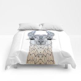 BABY LAMA (CRIA) Comforters