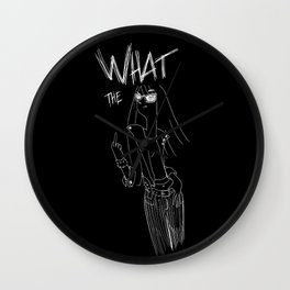 What the... Wall Clock