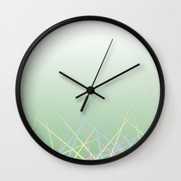 Borderline First Phase: Sharpened Childhood Wall Clock