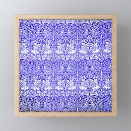 """William Morris """"Brer rabbit"""" 8. Framed Mini Art Print"""