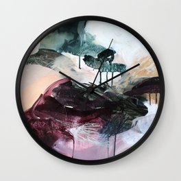 1 3 2 Wall Clock