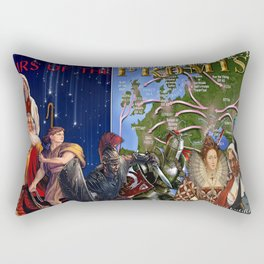 Heirs of the Promise Rectangular Pillow