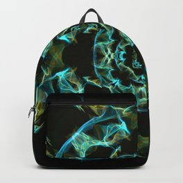 Silk pattern, Copper Backpack