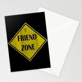 Friend Zone Stationery Cards
