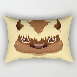 Big Fluffy Thing Rectangular Pillow