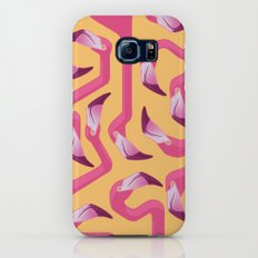 Flamingo Maze Slim Case Galaxy S8