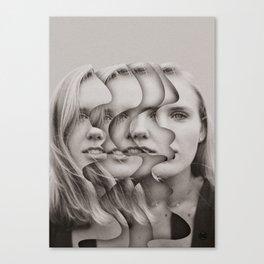 shell/ Canvas Print