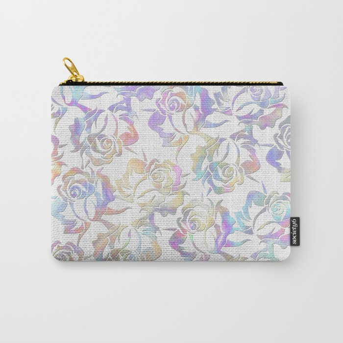 Rose pattern 2 Carry-All Pouch