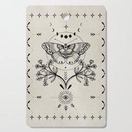 Magical Moth Cutting Board