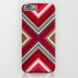 Electronic Ruby iPhone Case
