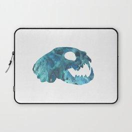 Cat Skull Art Laptop Sleeve