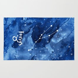 Taurus Constellation Rug