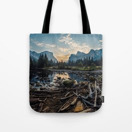 May Your Adventures Be Wild Tote Bag