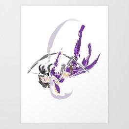 Kate Bishop  Art Print